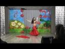 Савинская Валерия - восточный танец