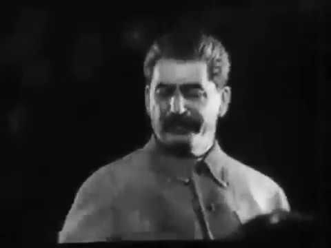 Речь И.В. Сталина на предвыборном собрании избирателей 11 декабря 1937 г