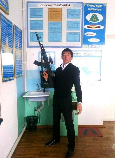 Байкен Аймбеков, 13 июля 1990, Уфа, id215733809