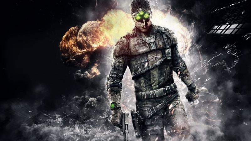 Стрим игры Splinter cell: Black list