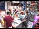 17-02-2017 Parte 22 - Após prova - todos na cozinha - Falam da noite anterior -Marcos aprontou após Festa Frevo no quarto preto