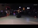 Alla Kluchenkova (oriental dance studio ROKSOLANA) @