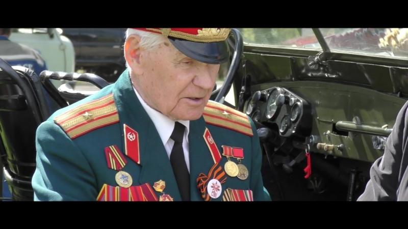 9 мая 2018. День победы в Переславле-Залесском