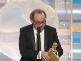 Пол Джаматти – премия Золотой глобус 11.01.2009. Лучший актер в мини-сериале или телефильме - «Джон Адамс»