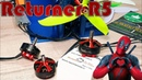 ✔ FPV Моторы BrotherHobby Returner R5 2306 2650kv Deadpool Edition!
