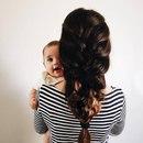 Счастье для мамы - улыбка младенца,