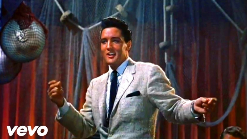Elvis Presley - I Dont Wanna Be Tied (1962) Stereo HD