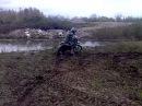 Покатушки по грязи на Irbis TTR250 и Racer 150