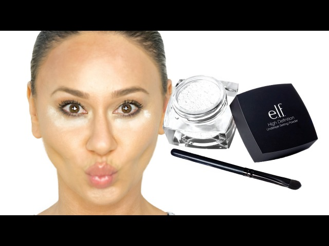 E.L.F. High Definition Undereye Powder Is A Laura Mercier Dupe?!