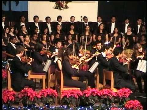 La Sierra University Orchestra - Fantasia on Greensleeves by Ralph Vaughan Williams
