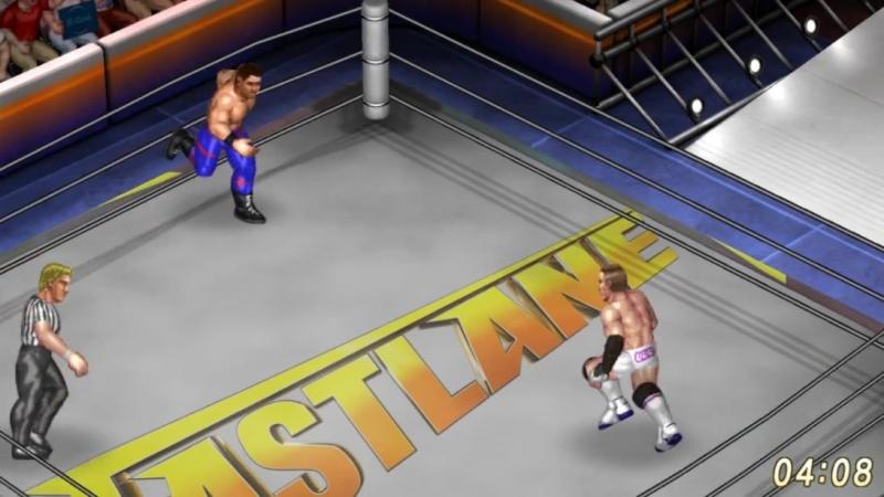 Chris Benoit VS Tyson Kidd