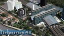 Cities Skylines - E u r o p e a n i s m III - Trams and modern development experimentation