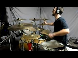 SLIPKNOT - Surfacing - Drum Cover by Josh Steffen