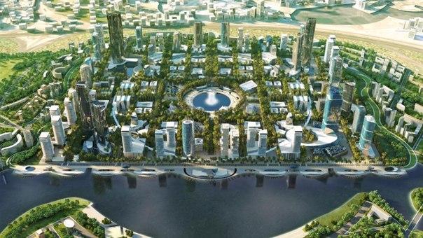 Мухаммед бен Рашид - Gardens City