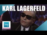 Karl Lagerfeld My Story  INA Archive
