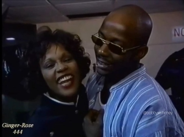 "Bobby brown x whitney houston on Instagram: ""Bobby: ""She's just tired."" Whitney: ""We're just tired. Ready to go home and go to bed."" Looks like Whi..."