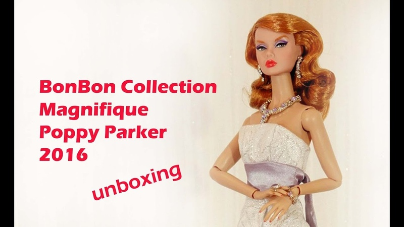 Poppy Parker 2016 BonBon Collection Magnifique unboxing