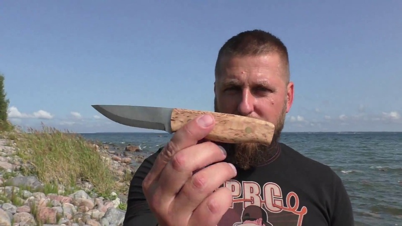 Долгое строгание ножом ELVER Enzo