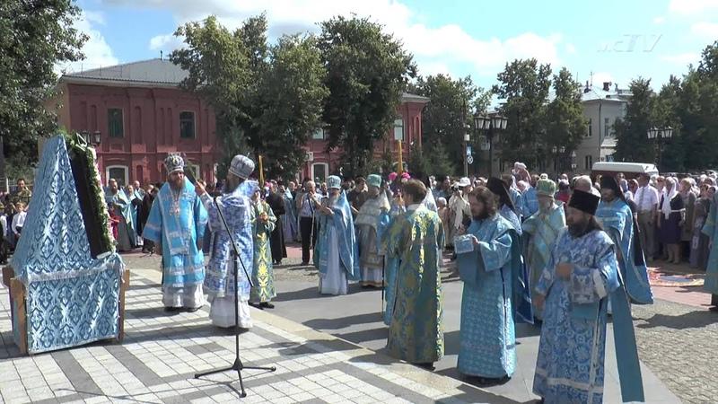 Праздник Иконы Шуйской Смоленской Божьей Матери