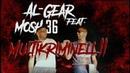 Al-Gear feat. Mosh36 ❌Multikriminell 2❌ [Official Video] (prod. by ZH BEATS)