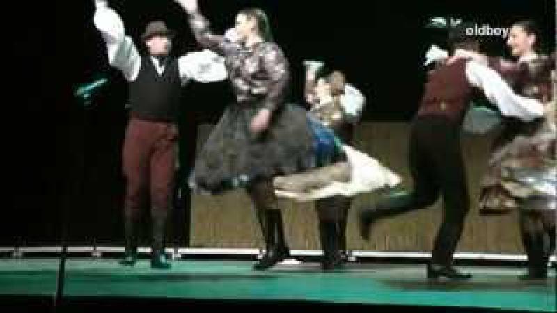Ifjú Szívek Táncegyüttes - Magyarbődi táncok