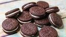 Homemade Oreo Cookies Without Oven | Oreo Cookies Recipe | Yummy Tasty Oreo Cookies