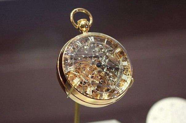 Marie Antoinette — самые дорогие часы, которые были проданы с аукциона за 30 млн...