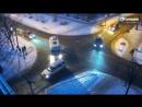 ДТП на перекрёстке ул Ленинградская Разина