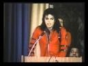 Michael Jackson at the Gardner Street Elementary School
