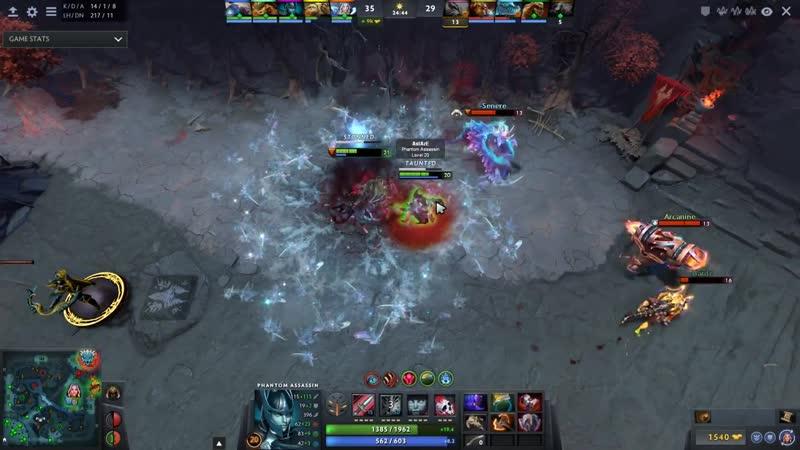 Gh-god BEST Support Player vs MOST Legendary Pudge of All Time Dendi - EPIC Batt