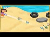 Даша путешественница мультфильм на русском все серии - На пляже