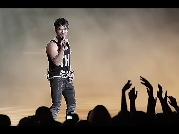 Tarkan - Concert in Moscow Crocus City Hall