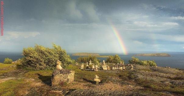 Таинственный архипелаг Кузова На пути из морского порта Кемь на Соловецкие острова располагается архипелаг Кузова, в состав которого входят 16 необитаемых островов. Самыми крупными и высокими