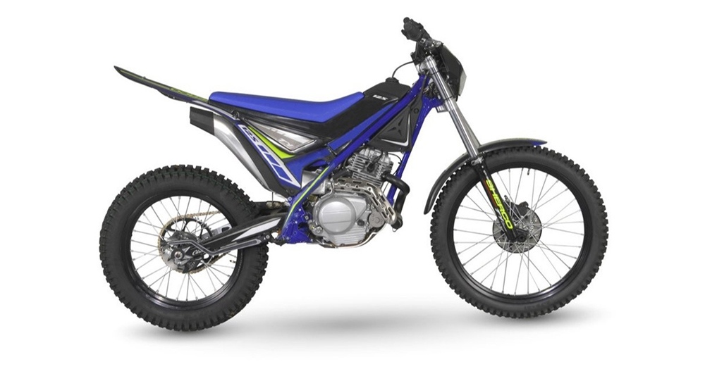 Мотоцикл Sherco 125 TY Classic