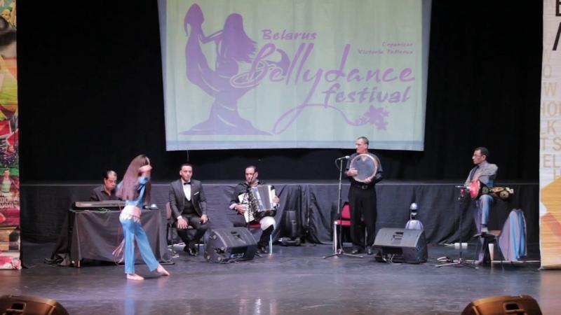 Кристина Гаспарян Гала шоу Belarus Bellydance Festival