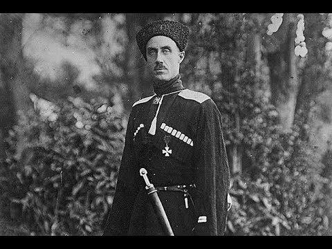 Петр Врангель Черный барон Белой армии