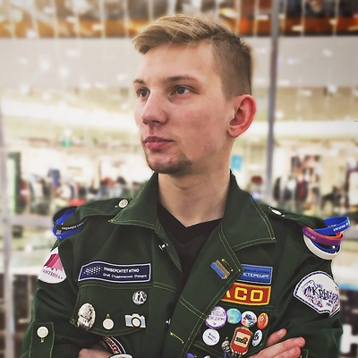 Михаил Ветлугин
