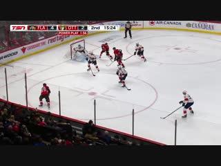 Highlights: fla vs ott nov. 19, 2018