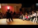 Fausto Carpino y Stephanie Fesneau Milonga El Garrón Paris 5 5