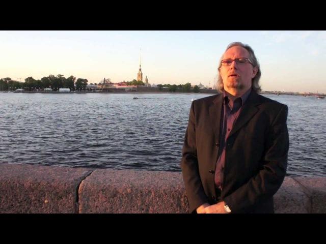 ПЕСНЯ и КЛИП Александра Горева. Блюз белых ночей или Невский блюз.Санкт-Петербург.