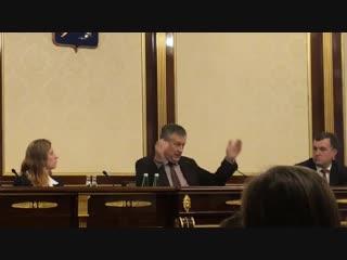 Дрозденко, пресс-конференция