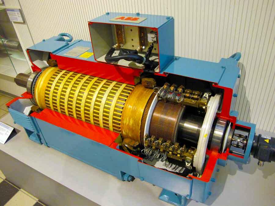 Что такое двигатели переменного тока?