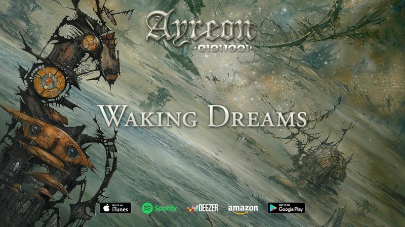 Ayreon Waking Dreams 01011001 2008