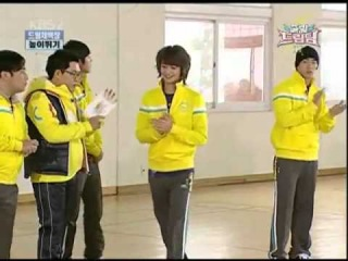 Let's Go! Dream Team! (S2 Ep.14 (1/5) - 2010.01.24) - MinHo (SHINee), Danny Ahn, Han Min Kwan
