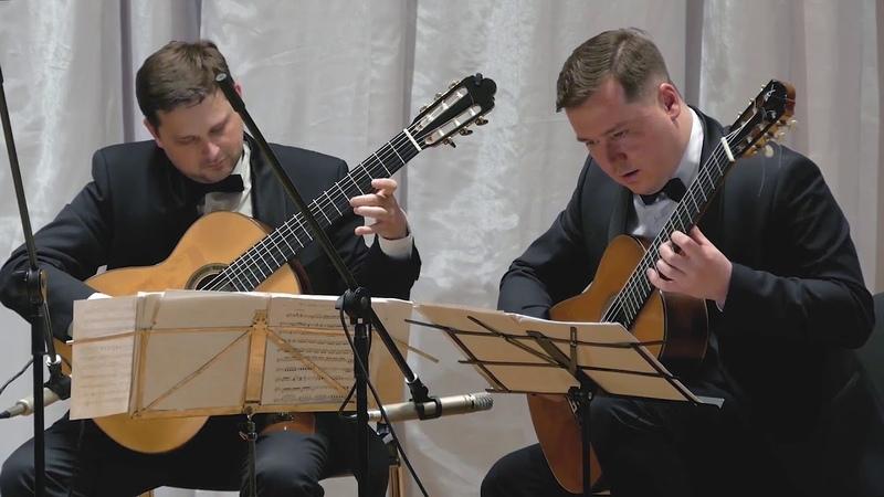 Frauchi Guitar Quartet. G. Rossini - La Gazza Ladra - Ouverture