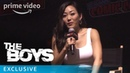 The Boys NYCC 2018 Featurette What Drew Karen Fukuhara to The Female Prime Video
