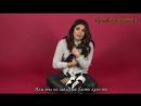 Priyanka with puppies с русскими субтитрами от Fan Studio