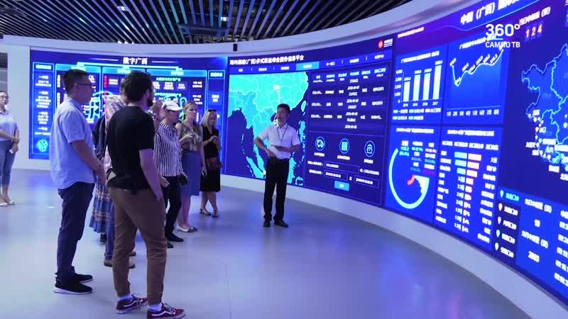 Инфопорт, иннопарк и бизнес-инкубатор в Китае