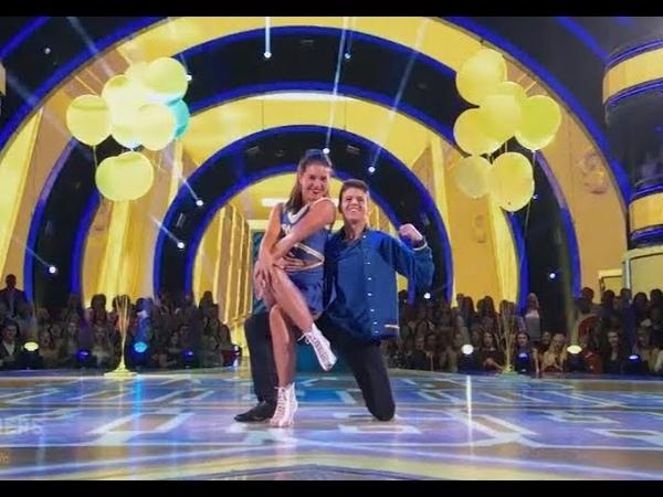 Mackenzie Ziegler (Kenzie) Sage Rosen - Dancing With The Stars Juniors (DWTS Juniors) Episode 2