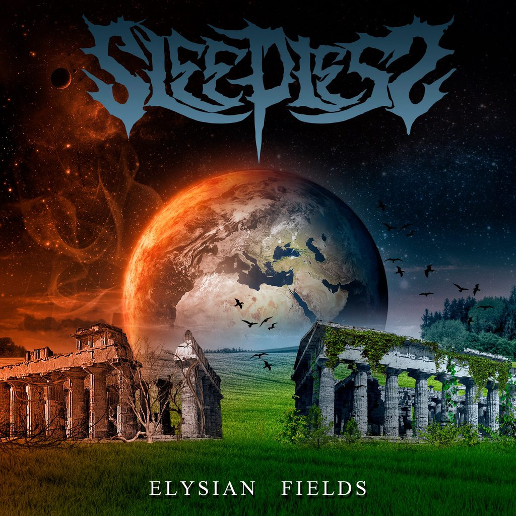 Sleepless - Elysian Fields (2015)